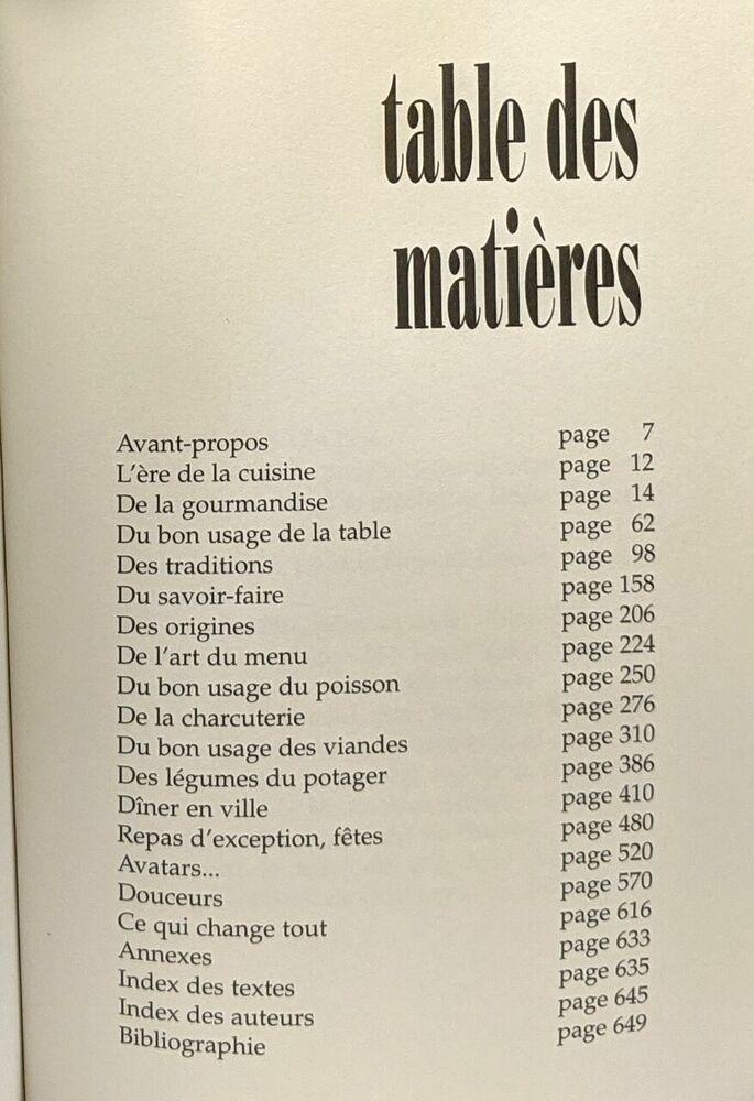 miniature 3 - Paroles à boire: Le vin + Mots en bouche: la gastronomie --- une petite