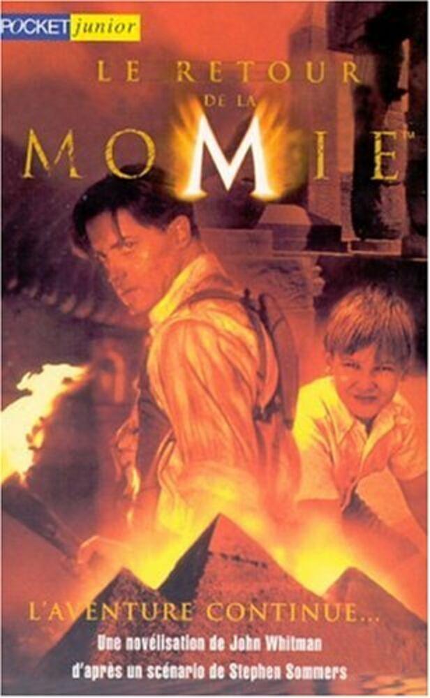 Le retour de la momie | Whitman John | Très bon état